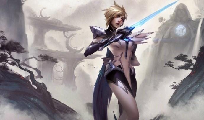 英雄联盟死亡之舞吸血流剑姬玩法攻略
