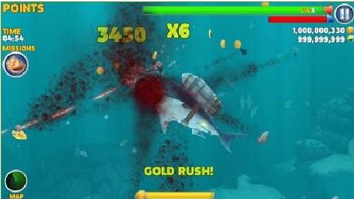 饥饿的鲨鱼进化中超强攻击直升机技巧玩法攻略