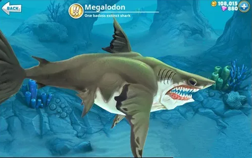 饥饿的鲨鱼进化中超强机械鲨鱼获取攻略
