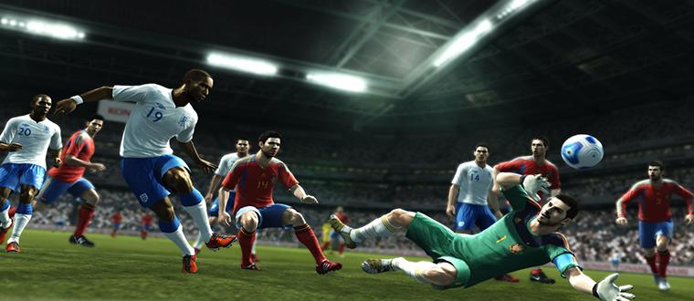 足球类游戏
