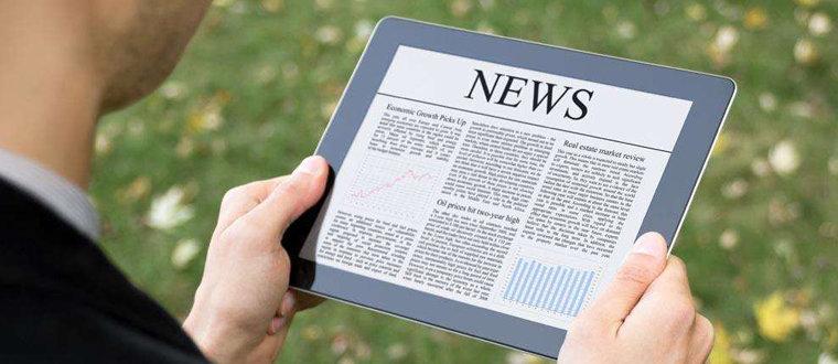 手机看新闻软件排行榜2019