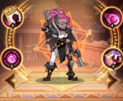 剑与远征修女和蛮角怎么样 修女和蛮角好用吗?