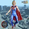 女超人英雄