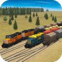 铁路列车模拟器
