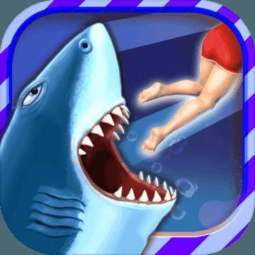 饥饿鲨进化超级鲨鱼