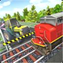 铁路拖拉机交通模拟