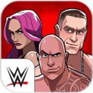 WWE狂热摔跤