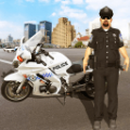 警察摩托车