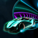 汽车3D隧道比赛