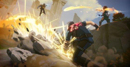 《Spellbreak》魔法大逃杀游戏公布新内容 新模式即将上线