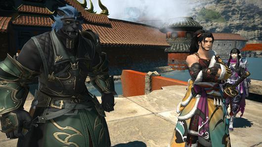 《最终幻想14》国服今日开放5.25版本 追加「天佑女王」系列任务