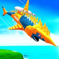 机器人鲨鱼袭击