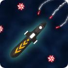 潜艇受到攻击