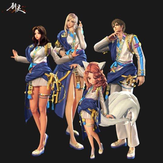 17173热门游戏榜:《剑灵》《逆水寒》新版本到来 《梦三国2》十周年上榜
