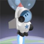 火箭背包男孩