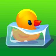浴缸小黄鸭