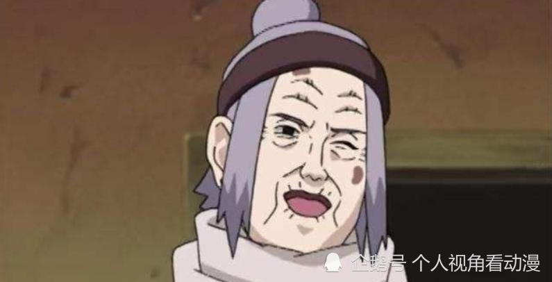 火影忍者:千代婆婆全盛时期实力究竟如何?是不是神一样的人物