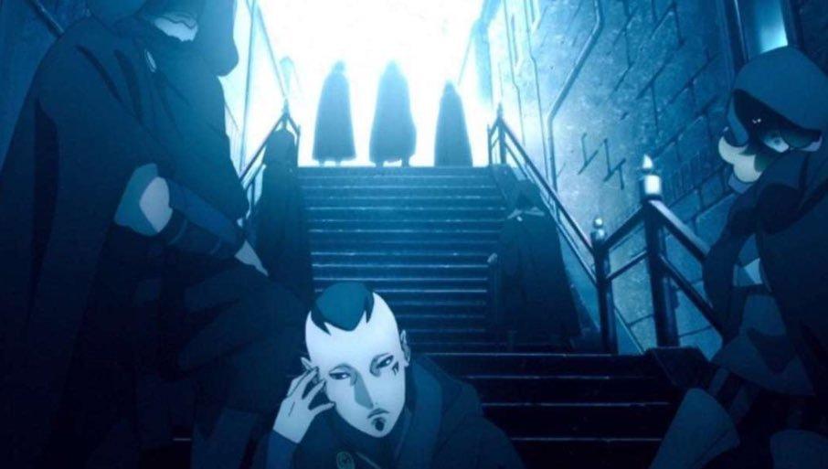 鸣人的新九尾形态在《博人传》中得到完整的展现,带来激动人心的力量!