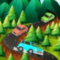 公路玩具车