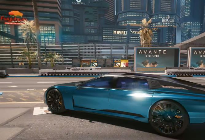 《GTA5》与《赛博朋克2077》地图究竟谁大?50个小时精准测试!