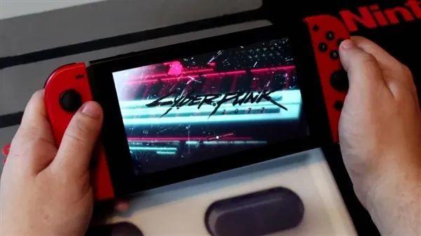 任天堂Switch成功云游戏运行《赛博朋克2077》