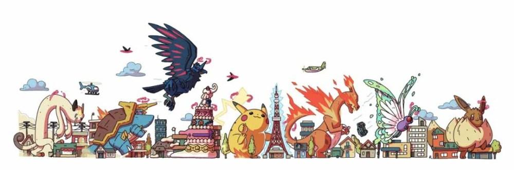 宝可梦:伽勒尔地区的风流!剑盾超极巨化宝可梦TOP5!