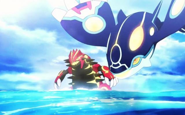 神奇宝贝里神秘的水系神兽,游戏里你们收服过哪一个?