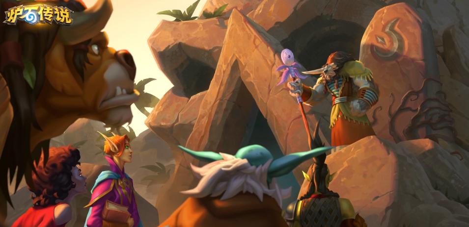 【炉石传说】鱼人封神!哀嚎洞穴这新中立橙卡,必须人手一张?