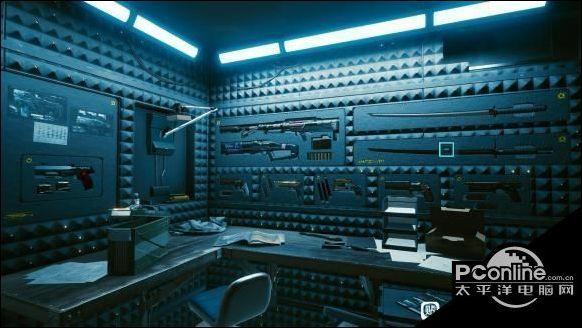 赛博朋克2077挂墙武器解锁方法一览